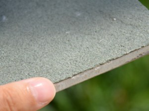 Sample of MarbleSkin very thin